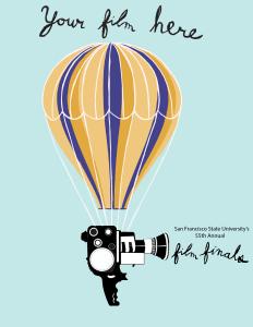 FILM FINALS poster