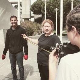SFSU Film Finals - Student Films - Behind the Scenes - 10 (1)