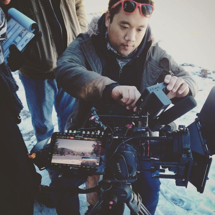SFSU Film Finals - Student Films - Behind the Scenes - 12