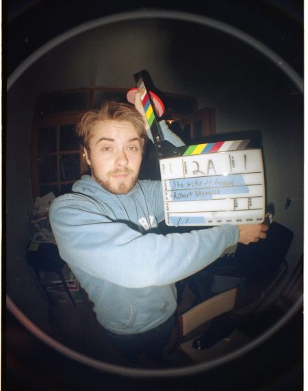 SFSU Film Finals - Student Films - Behind the Scenes - 3