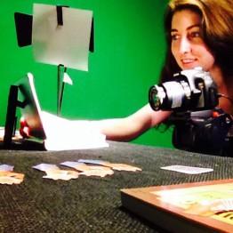 SFSU Film Finals - Student Films - Behind the Scenes - 9