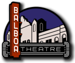Balboa Theater sign above the theater building